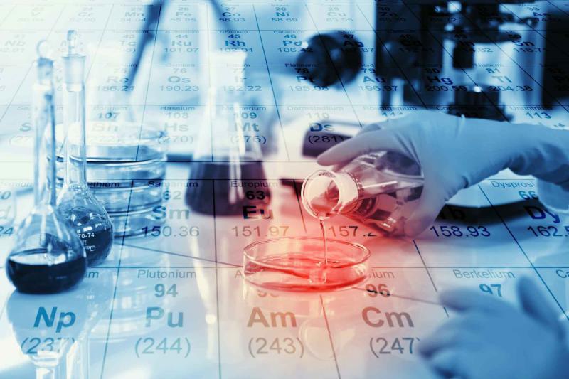 Higienização de vidrarias de laboratório