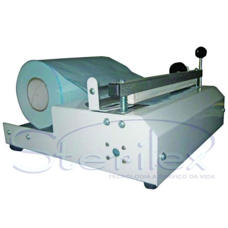 Seladora manual para papel grau cirúrgico