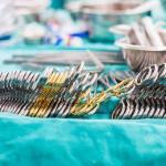Embalagens para esterilização de materiais cirúrgicos